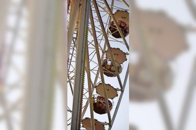 CHRYSAN-THEMA: Riesenrad ist Pflicht