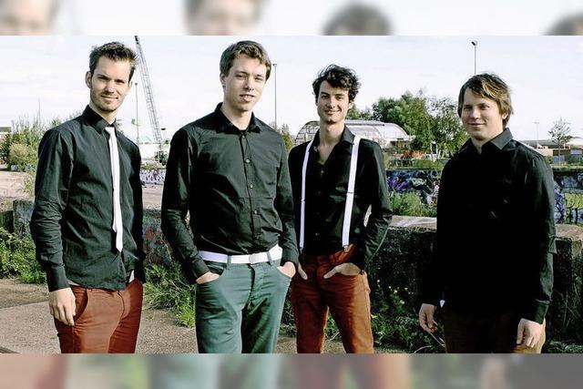 Das Monday Quartet spielt im Babeuf in Freiburg