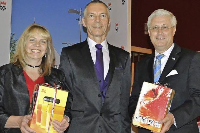 Nach Enten-Geschenk aus Bognor outet sich Trebbins Bürgermeister