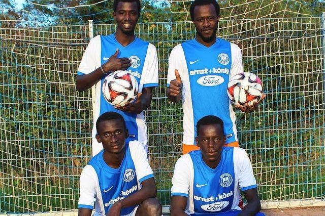 Die Sportvereine sind offen für Flüchtlinge
