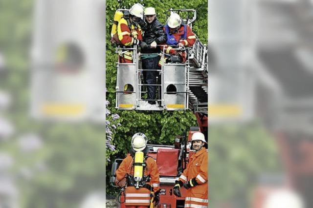 Laufenburg steht vor einem Jahr der Feuerwehr