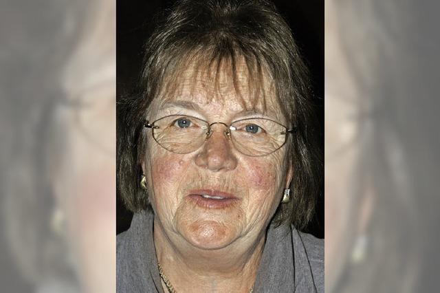Monika Wagner übernimmt die Stellvertretung