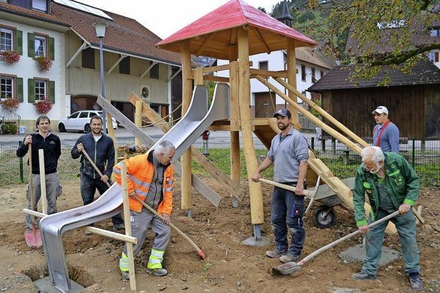 Wasserfest brachte Grundstock für Spielplatzprojekt