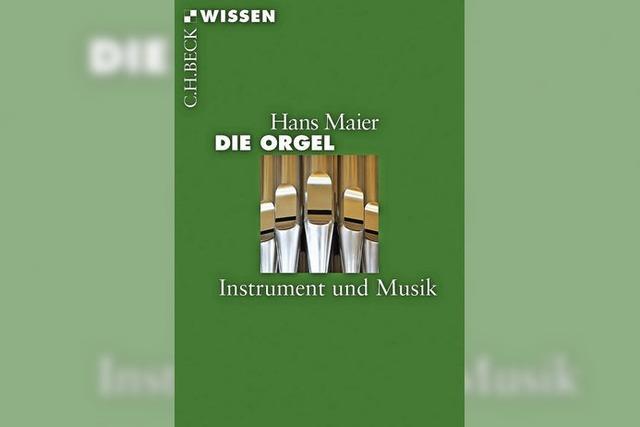 MUSIKBUCH: Papst der Instrumente