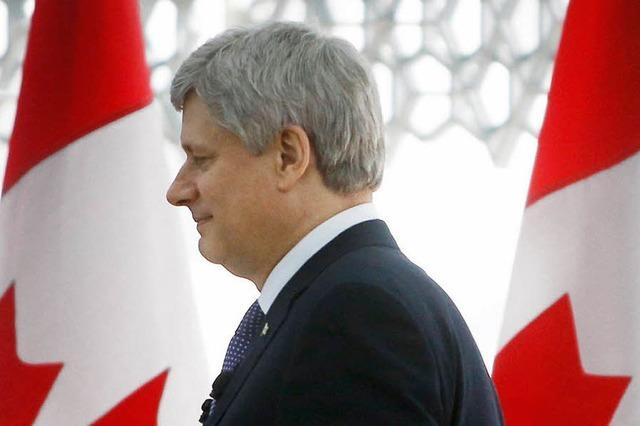 Kanada steht nur noch an der Seitenlinie der Weltdiplomatie