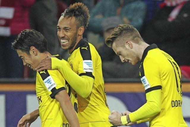 Dortmund bleibt dran