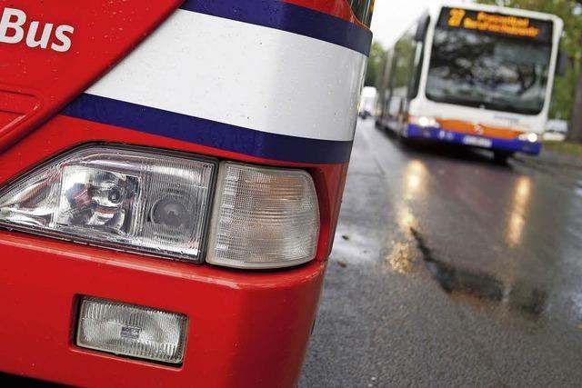 Mehr Busse – schnellere Verbindungen