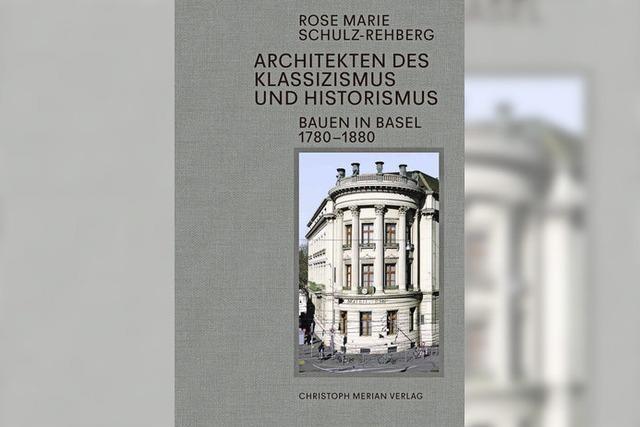 REGIO-BUCH: Ein Jahrhundert Basler Baukultur