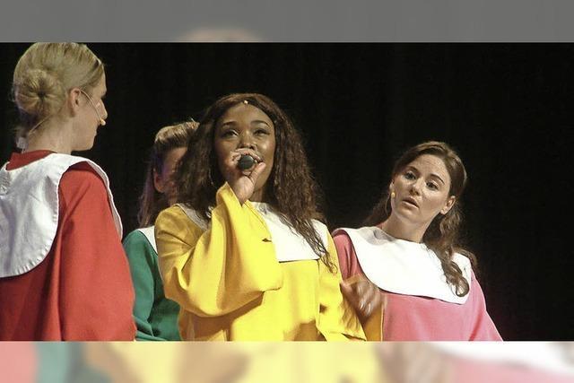 Swingende Nonnen mit Groove und Gospel