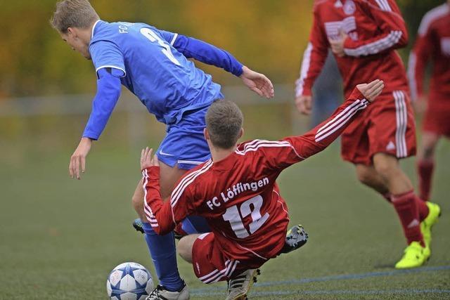 Erdrutsch-Sieg des FC Löffingen