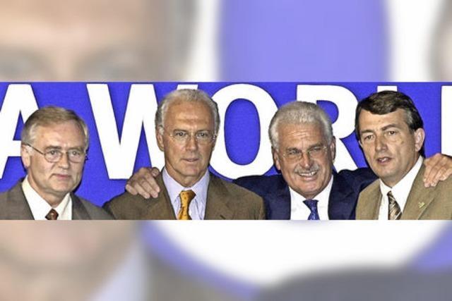 Hat der DFB die Weltmeisterschaft 2006 gekauft?
