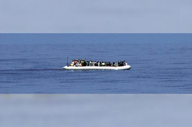 Bundesmarine sichert Außengrenze der EU