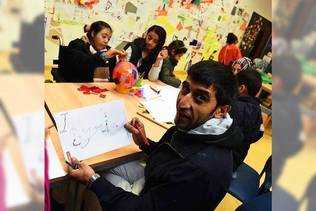 Notunterkunft in Wiechs für 40 Asylsuchende