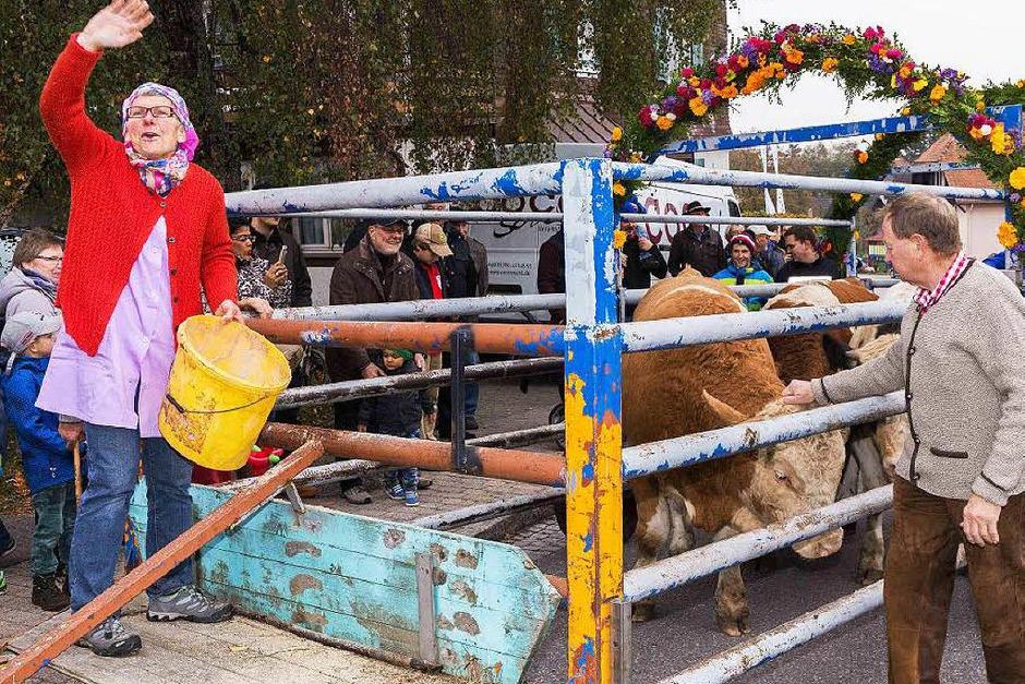 Auch in der 7. Auflage traf die Dorfgemeinschaft Birkendorf beim Hagehole den Geschmack der vielen Besucher (Foto: Wilfried Dieckmann)