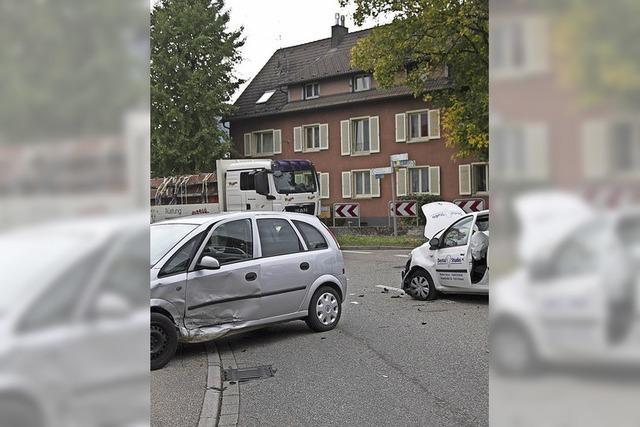 Betrunkener in Kollnau greift auch die Polizei an
