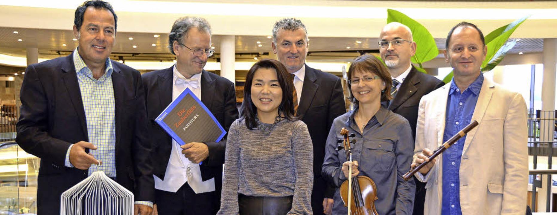 Möbelhaus Wird Zum Konzertsaal Binzen Badische Zeitung
