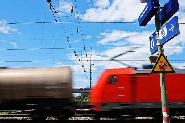 Güterverkehr: Droht Job-Abbau auch in Südbaden?