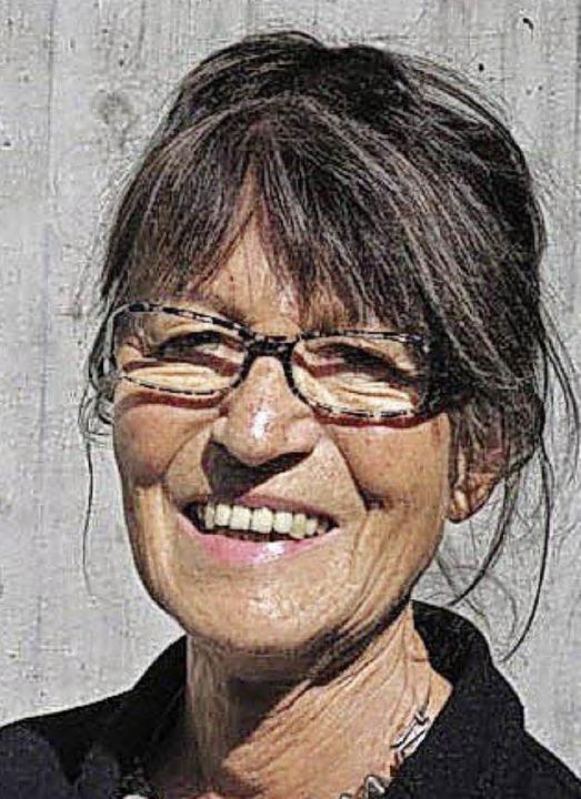 Barbara Wilhelm  | Foto: ZVG