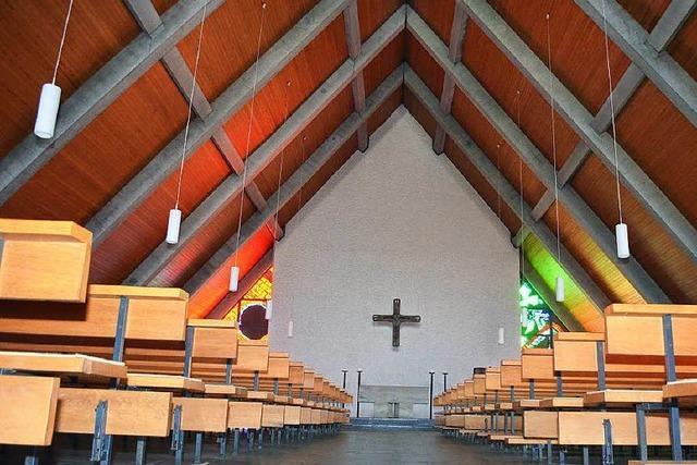Warum eine Lörracher Kirche kein Flüchtlingsheim wird