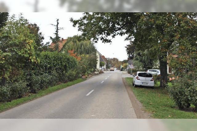 Wyhl will Verkehr bremsen