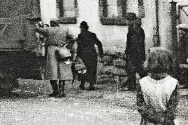 In Erinnerung an Deportation