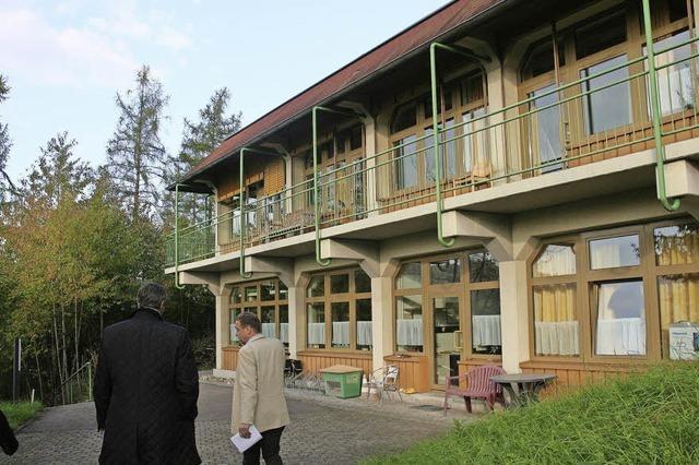 Im Markus-Pflüger-Heim entsteht für 120.000 Euro eine Kita