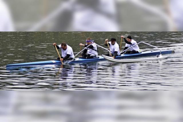 Kanuten fahren nicht mehr nach Bad Säckingen