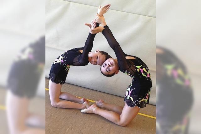 Ein Mekka für Gymnastinnen