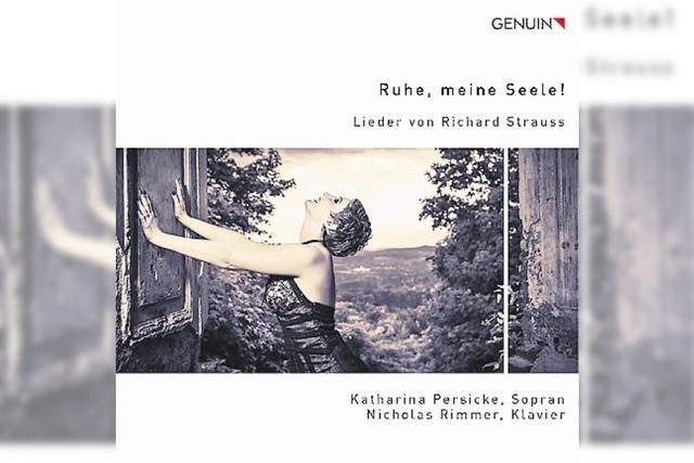 CD: LIED: Königin im Liederreich