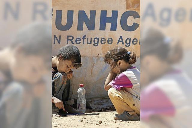 Geflüchtete Syrer haben wenig Hoffnung auf Rückkehr