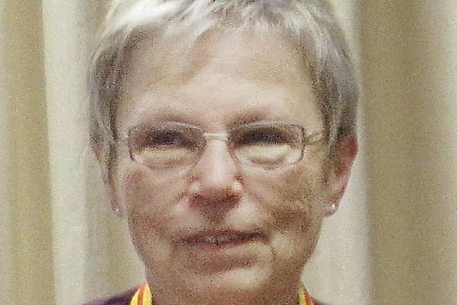Doris Kummle Vierte bei DM