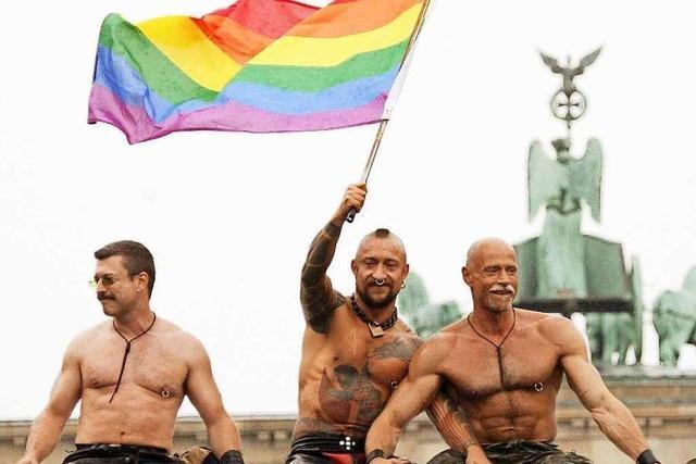 Deutsche Pioniere: Geschichte der Homosexuellenbewegung