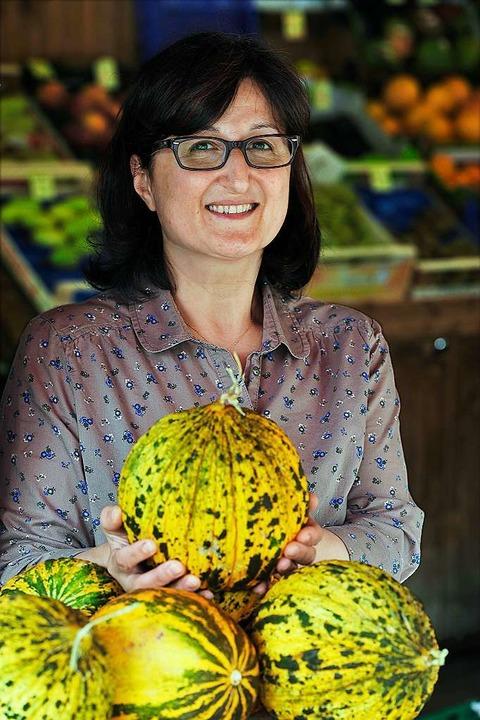 Botschafterin der türkischen Küche: Zehra Akyürek  | Foto: Thomas Kunz