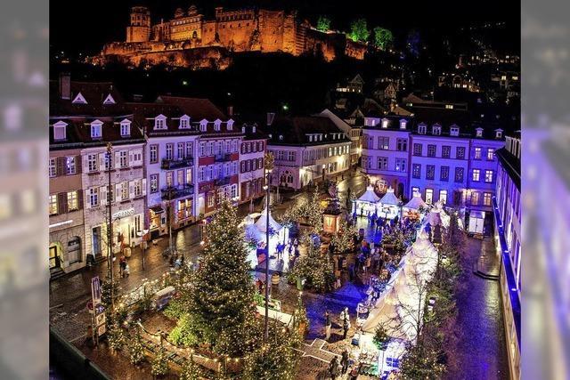 BZ-LESERFAHRT: Nach Heidelberg im Nostalgiezug