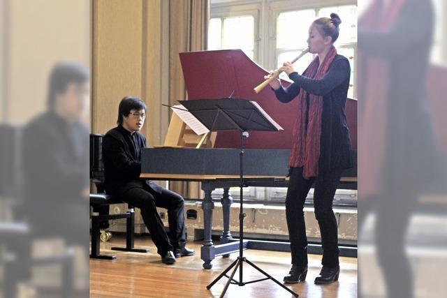 Konzert für ein Cembalo