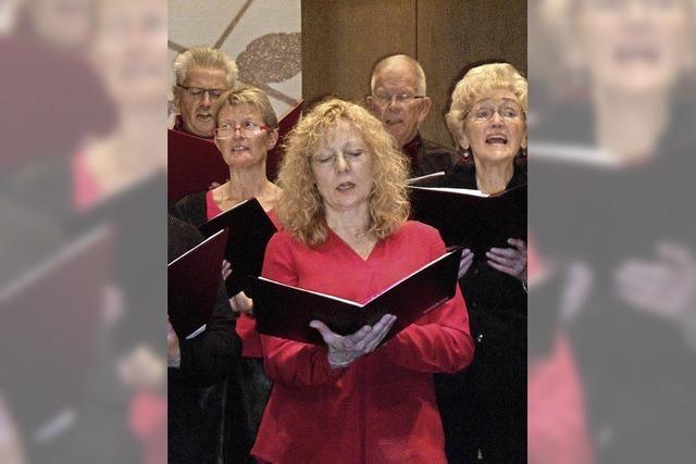 Finale mit gemischtem Chor