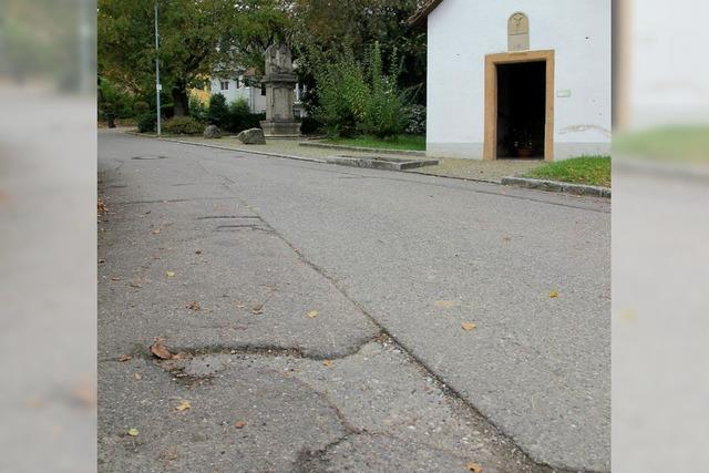 Straßen müssen bewertet werden