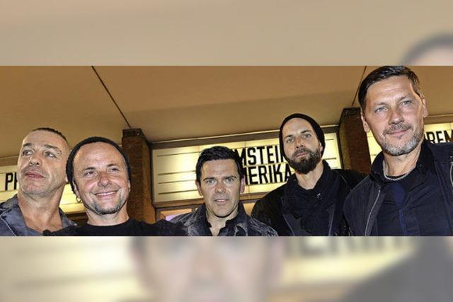 Rammstein beim Southside-Festival in Neuhausen ob Eck