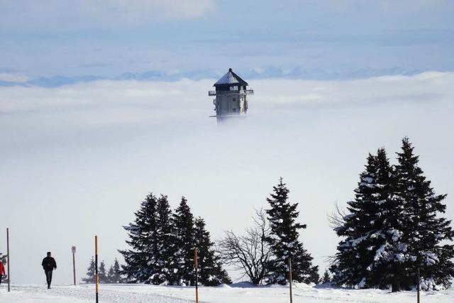 Für Feldberg ist noch vieles im Nebel