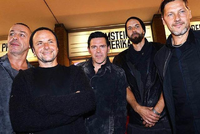 Rammstein beim Southside-Festival