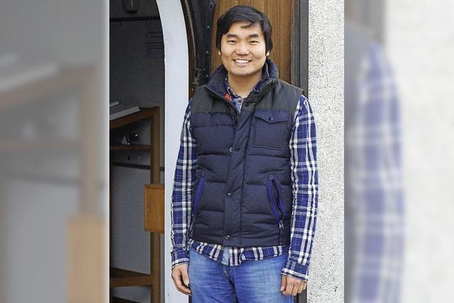 Sam Il Lee wird evangelischer Stadtpfarrer in Staufen