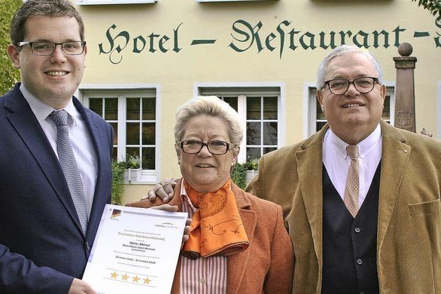 Hansjörg Hechler regelt seine Nachfolge