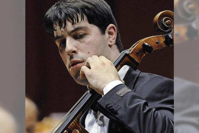 Reinhard Holz spielt den Faun