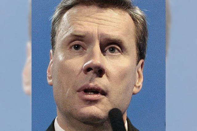 Börse feiert den Rücktritt des Syngenta-Chefs