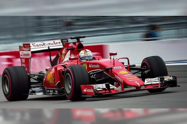 In der Formel 1
