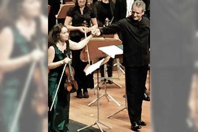Die Violine als Chamäleon