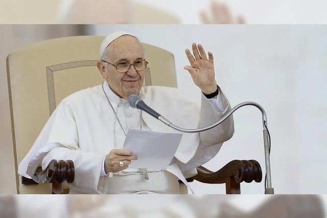 Spekulationen über den Gesundheitszustand von Papst Franziskus