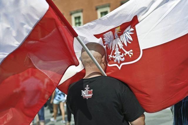 In Polen herrscht Wechselsstimmung