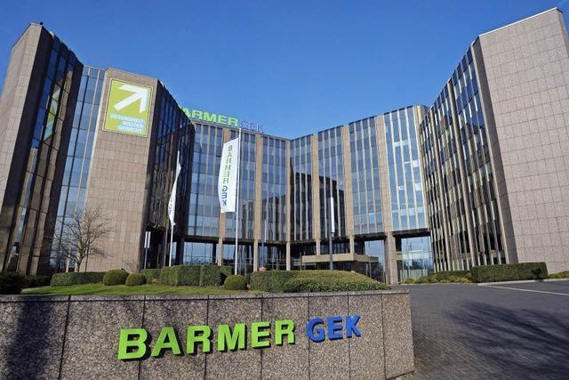 Barmer will die Deutsche BKK übernehmen