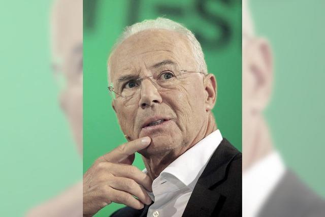 FIFA-Ethikkommission geht gegen Beckenbauer vor